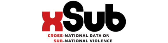 xSub: Cross-National Data of Sub-National Violence