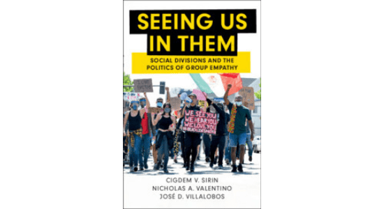 Book cover of Seeing Us In Them